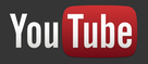 YouTube logo standard dark